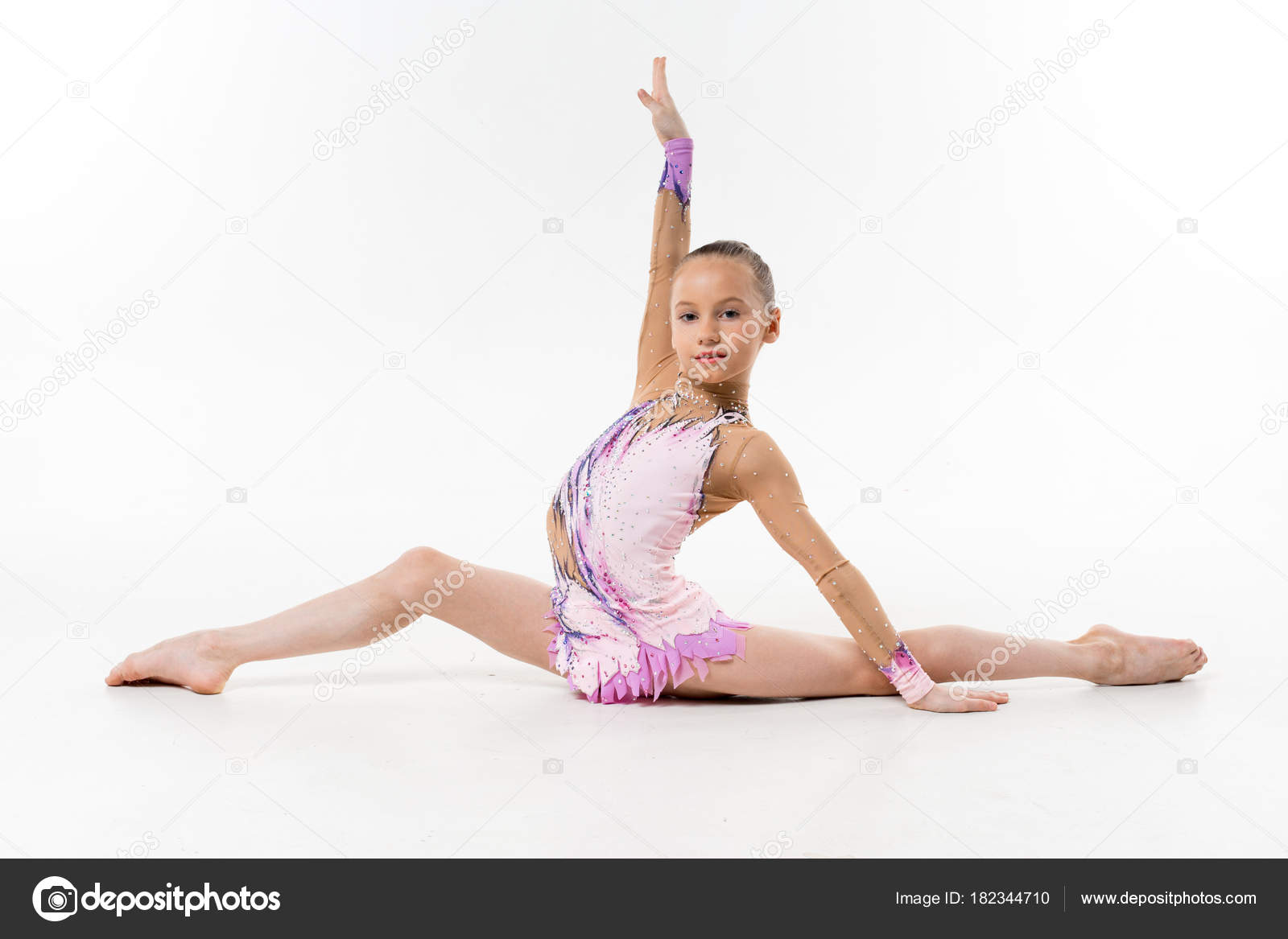 Try reasonable. Young teen girl gymnastics regret