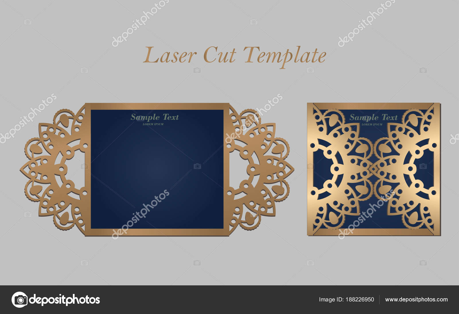 Digital vector file for laser cutting the envelope is an invitation digital vector file for laser cutting swirly ornate wedding invitation envelope vector by yaroslavna2408 stopboris Choice Image