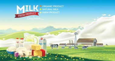 label design for dairy products