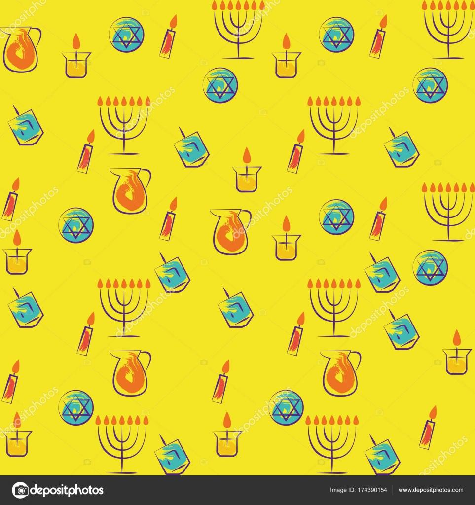 Hanukkah traditional jewish holiday symbols set vector collection hanukkah traditional jewish holiday symbols set vector collection of labels and elements for jewish holiday biocorpaavc