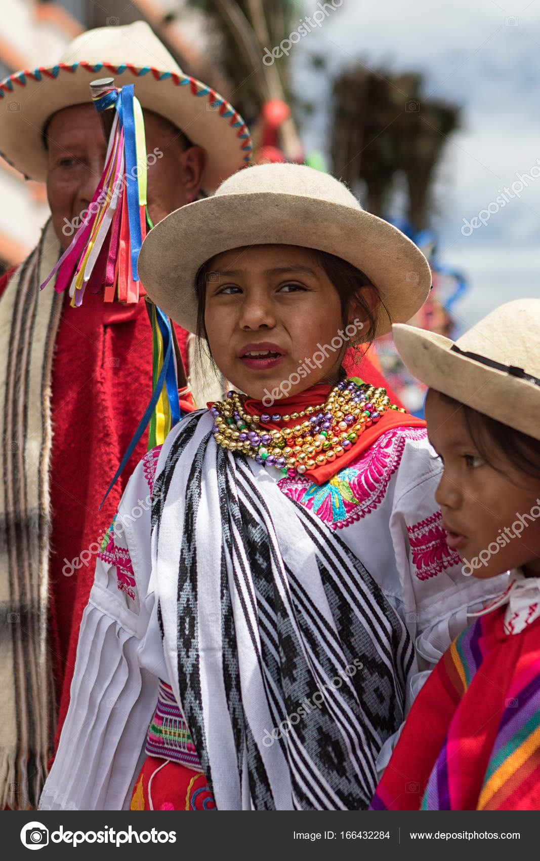 Equador Mädchen