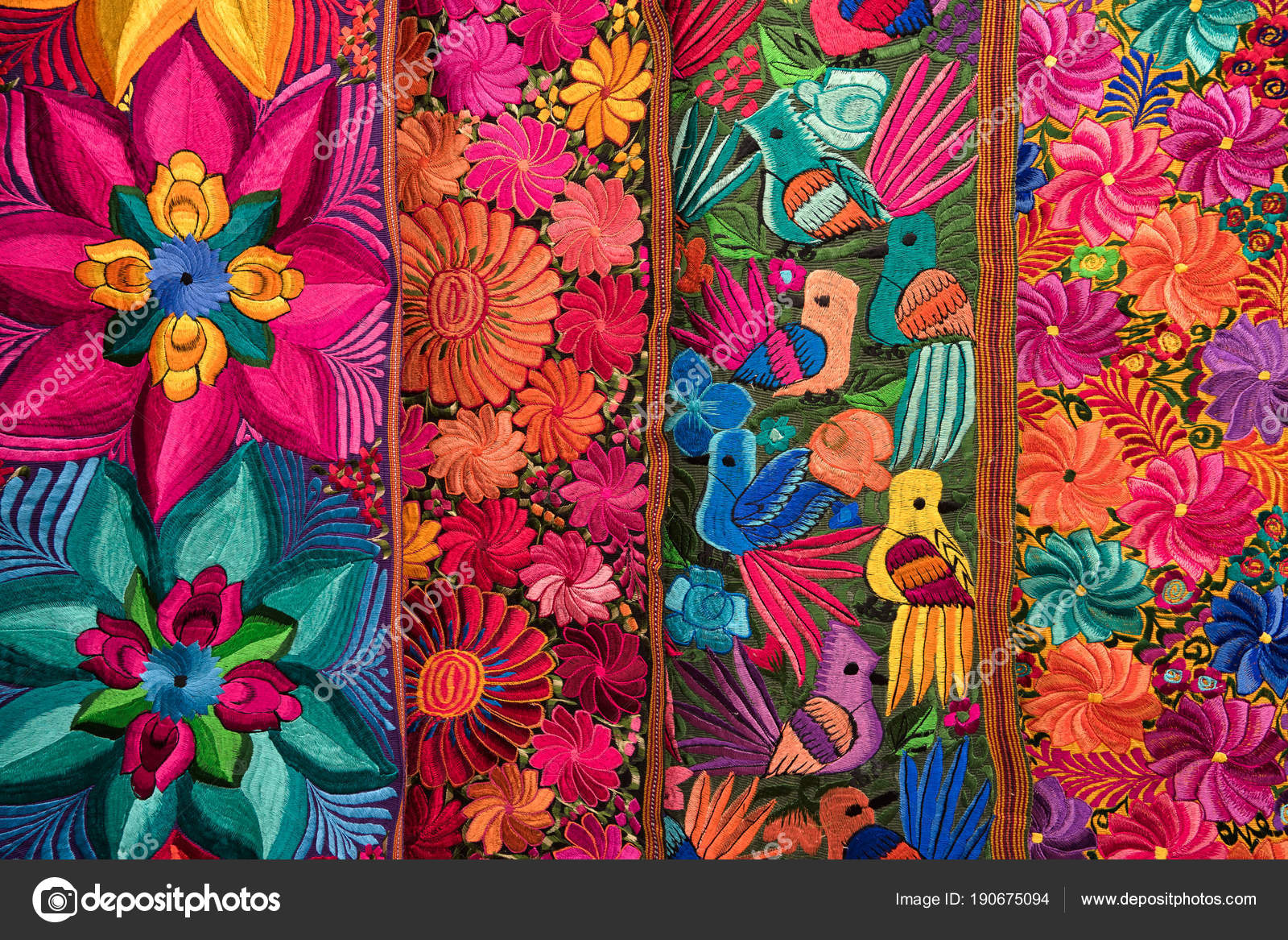 colourful indigenous textiles in otavalo ecuador stock editorial