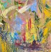 Fotografie maloval abstraktní pozadí