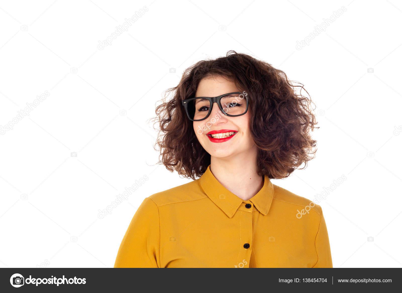 fee3378e7b5dbd милі дівчата пишні — Стокове фото — жовтий © Gelpi #138454704