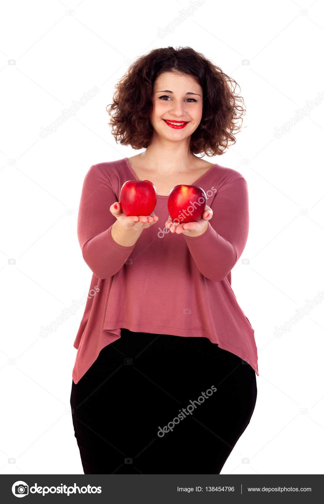 268f13105f876a милі дівчата пишні — Стокове фото — червоний © Gelpi #138454796