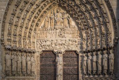 Portal of the Judgement in Paris