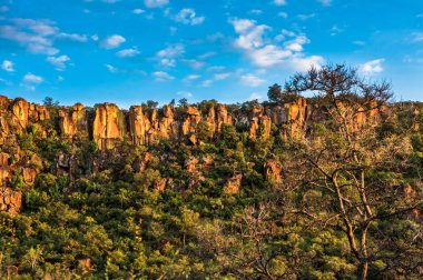Waterberg plateau and the national park