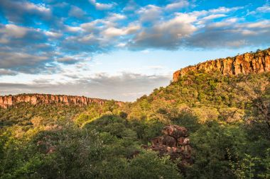 Waterberg plateau and national park