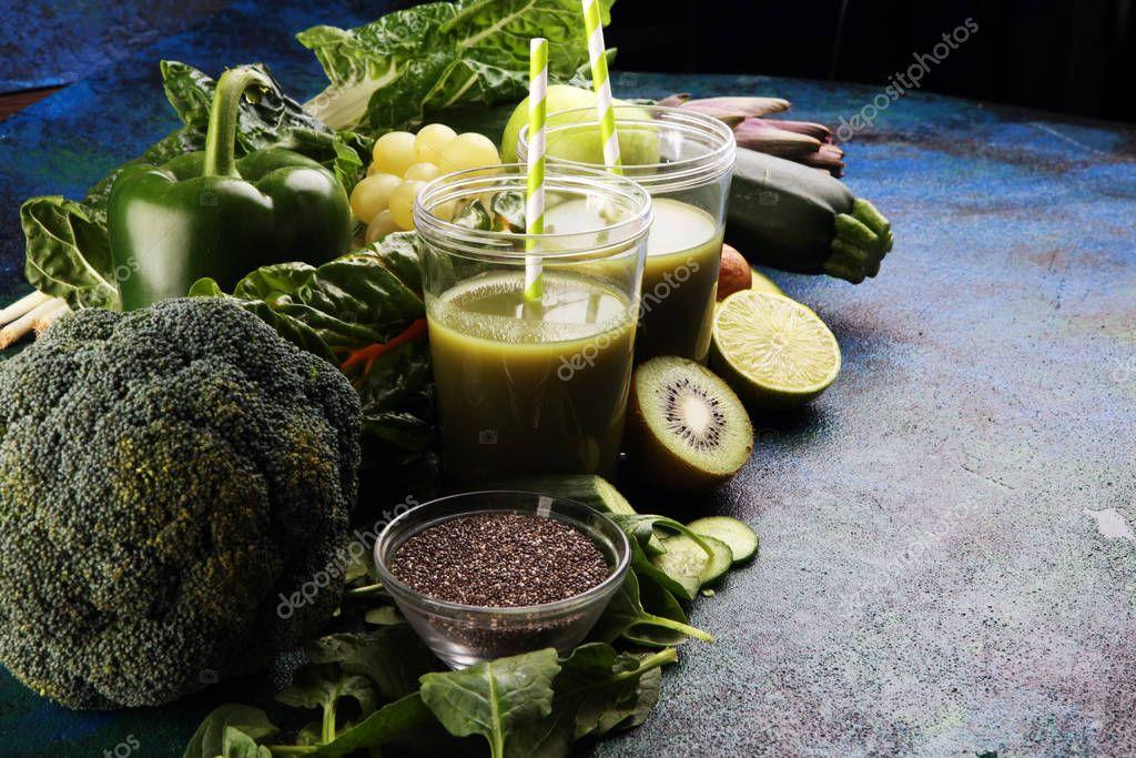 40 дневная зеленая диета