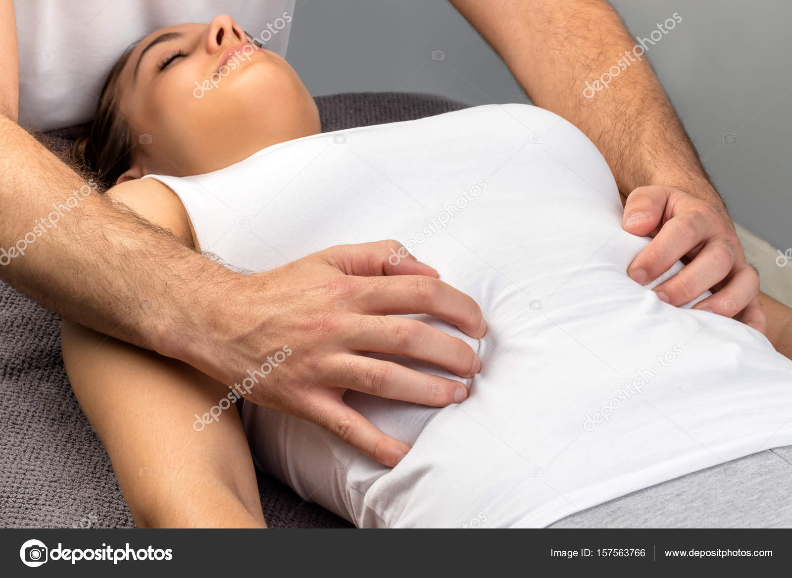 Kadınlar için göğüs masajı