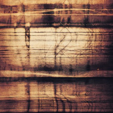 Abstract retro background or old-fashioned texture. With different color patterns