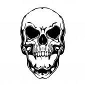 Böser Totenkopf