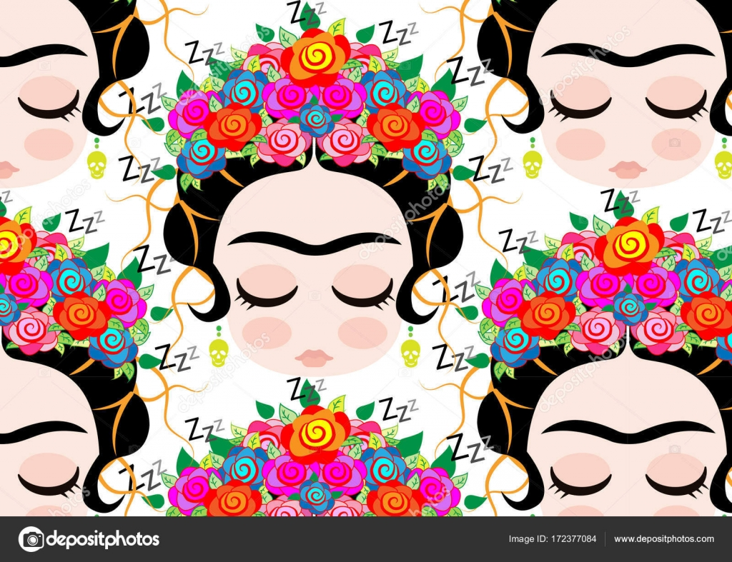 Pictures Frida Kahlo Wallpaper Frida Kahlo Pattern
