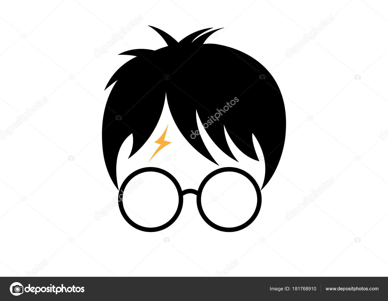 Icono De Potter Dibujos Animados Vector De Estilo Minimalista