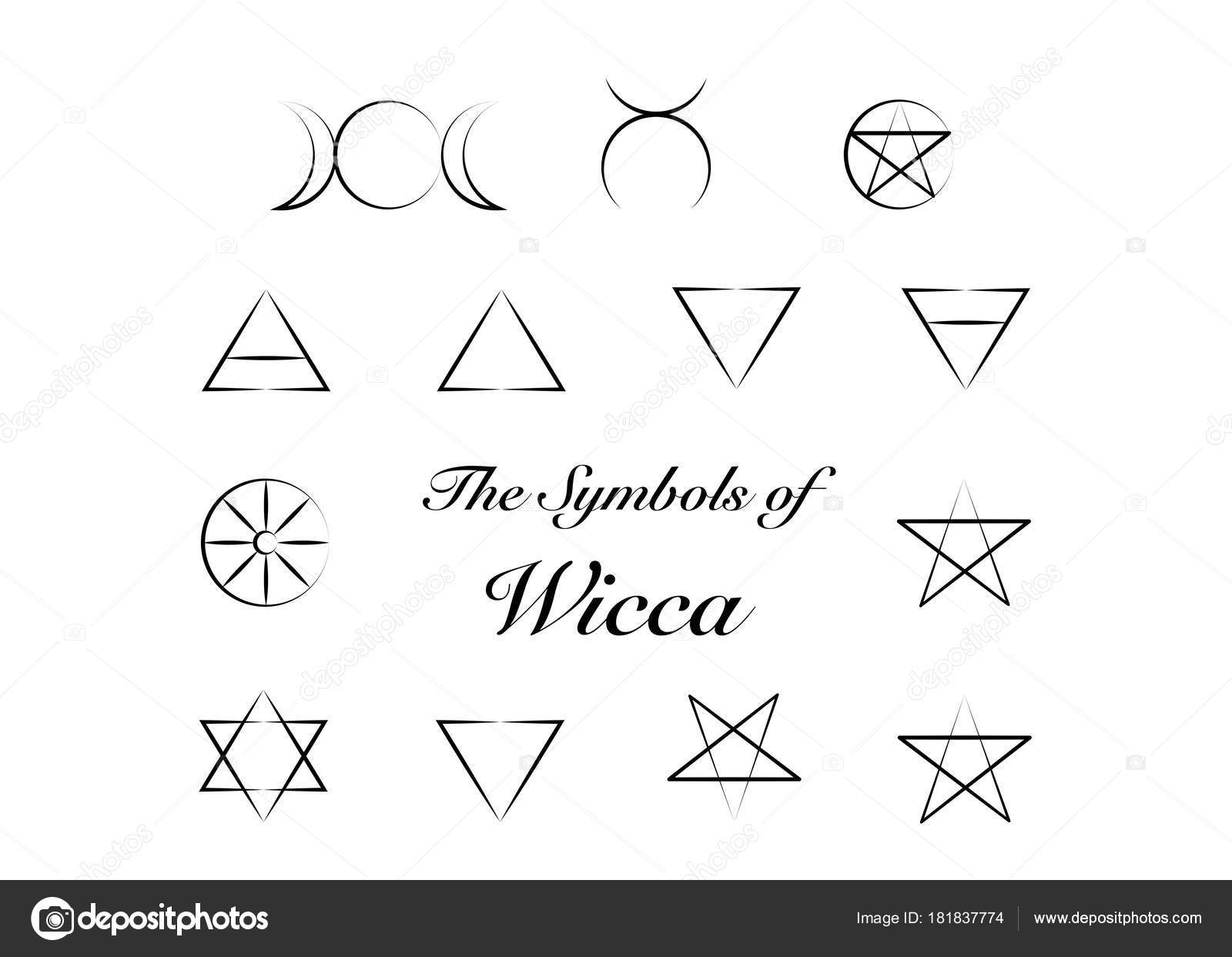 Wiccan Text Symbols Image Collections Meaning Of Text Symbols