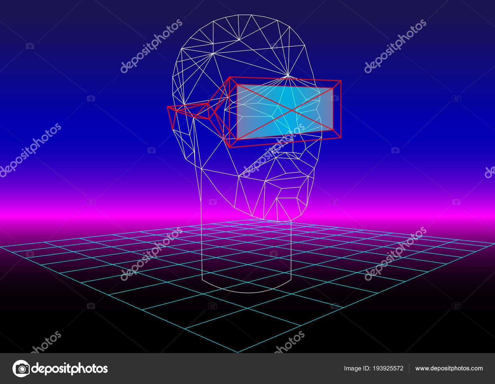 Vr Caja De Realidad Virtual 3d Cristal Para Juegos 3d Y Peliculas 3d
