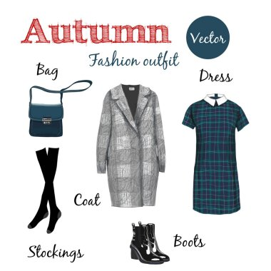 Autumn classic fashion collection