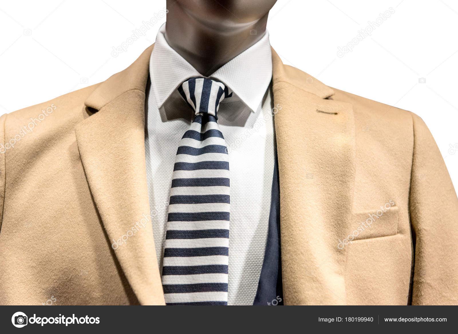 Elegante Il In Cappotto Giallo Negozio Vestito Uomo Manichino RXnrRq