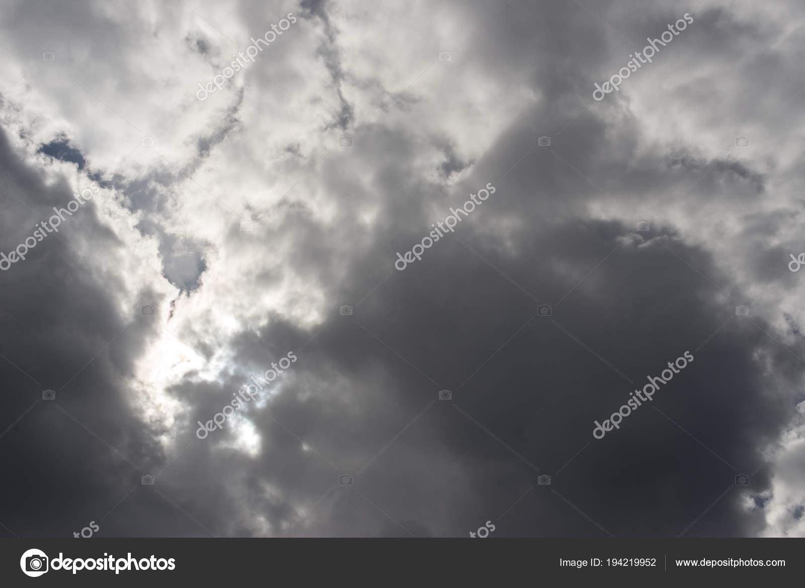 Cumulus clouds in a blue sky  — Stock Photo © vitold78 #194219952