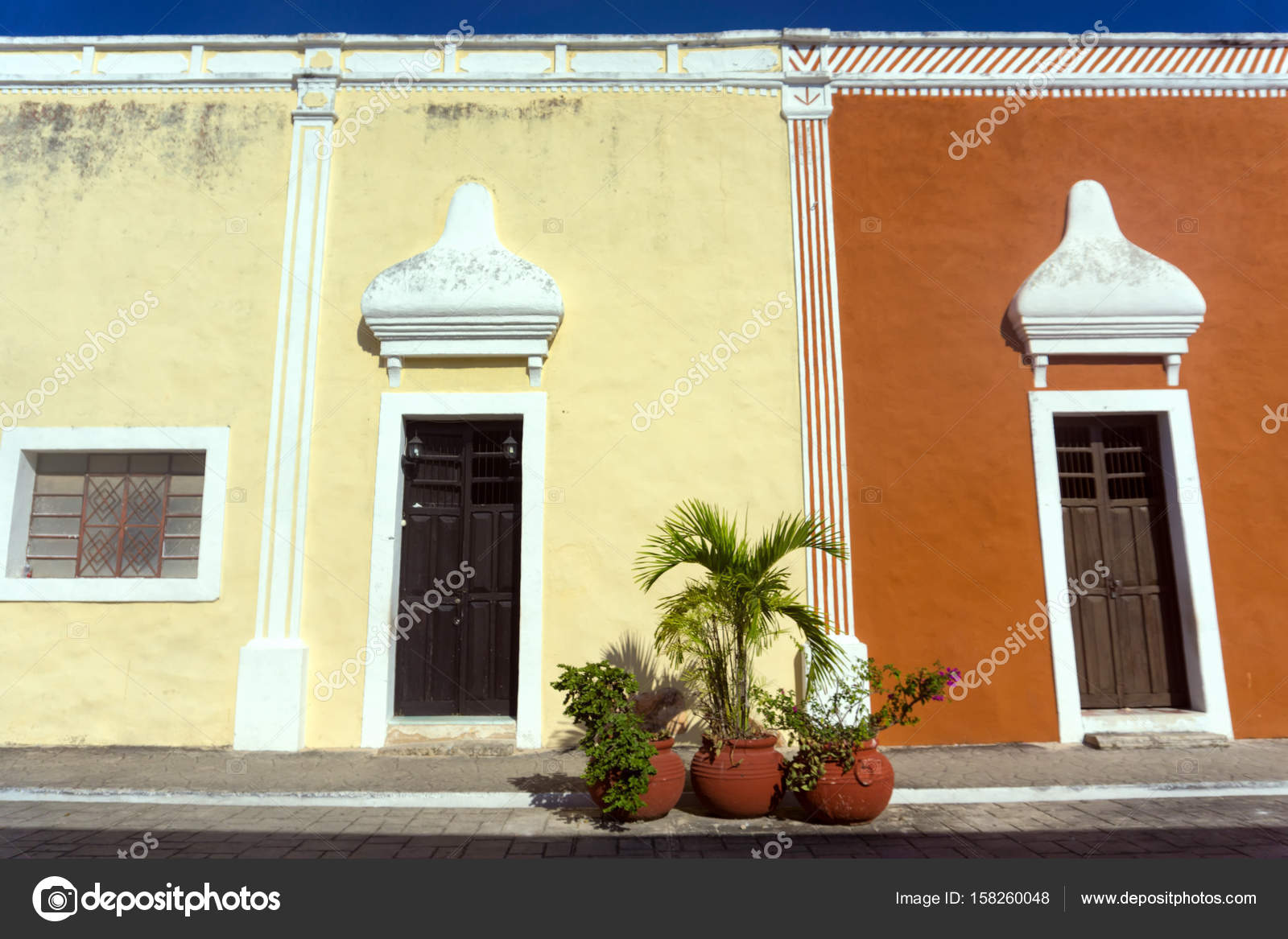 Colonial Valladolid, Mexico — Stock Photo © jkraft5 #158260048