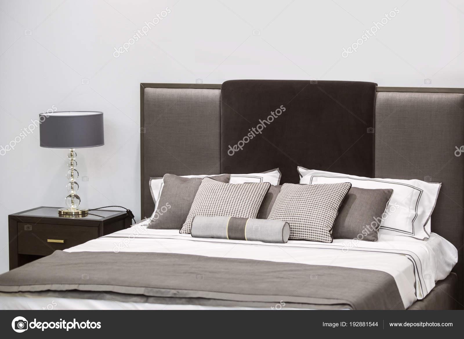 Intérieur De Luxe Moderne De La Chambre à Coucher Conception Dune