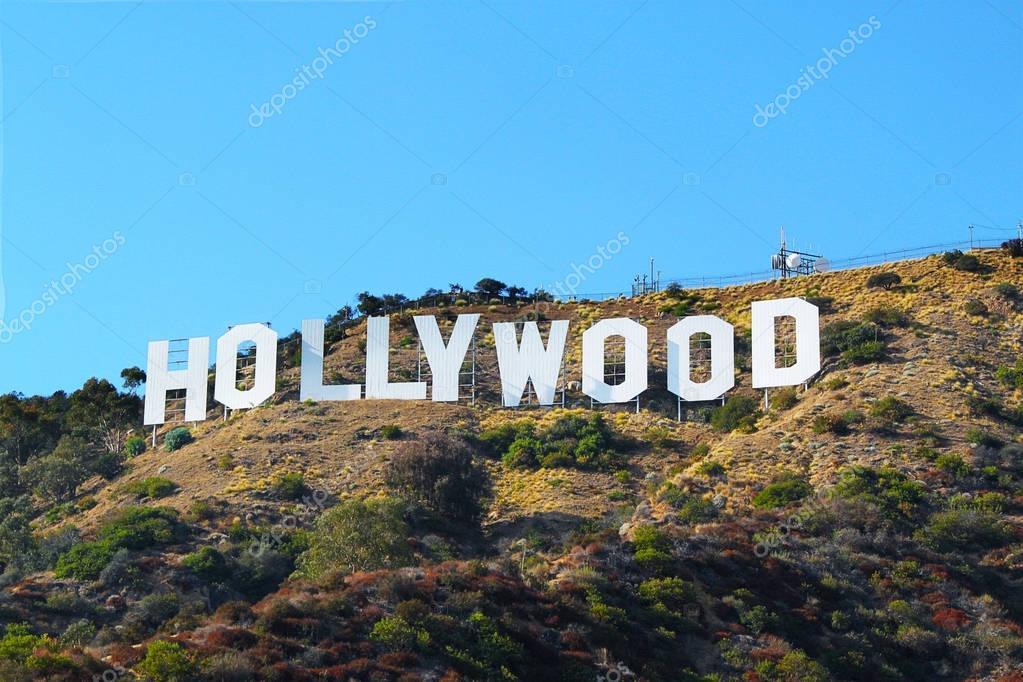 Hollywood Wahrzeichen
