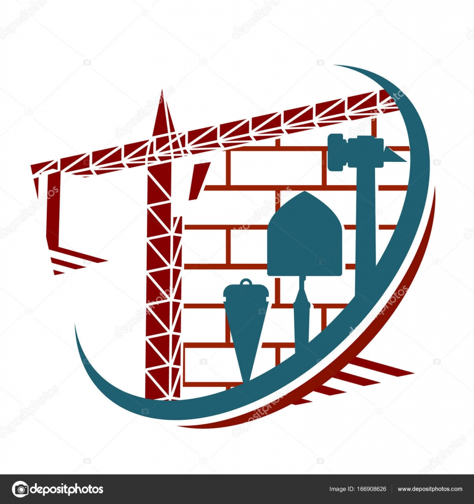 Symbol for construction stock vector john1279 166908626 building construction symbol vector vector by john1279 buycottarizona Image collections