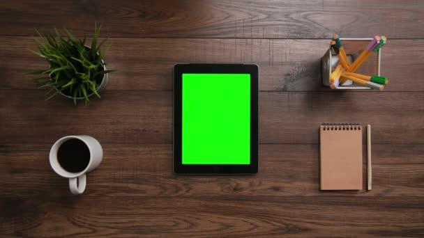 Egy ujj tekerő-ra a zöld Touchscreen