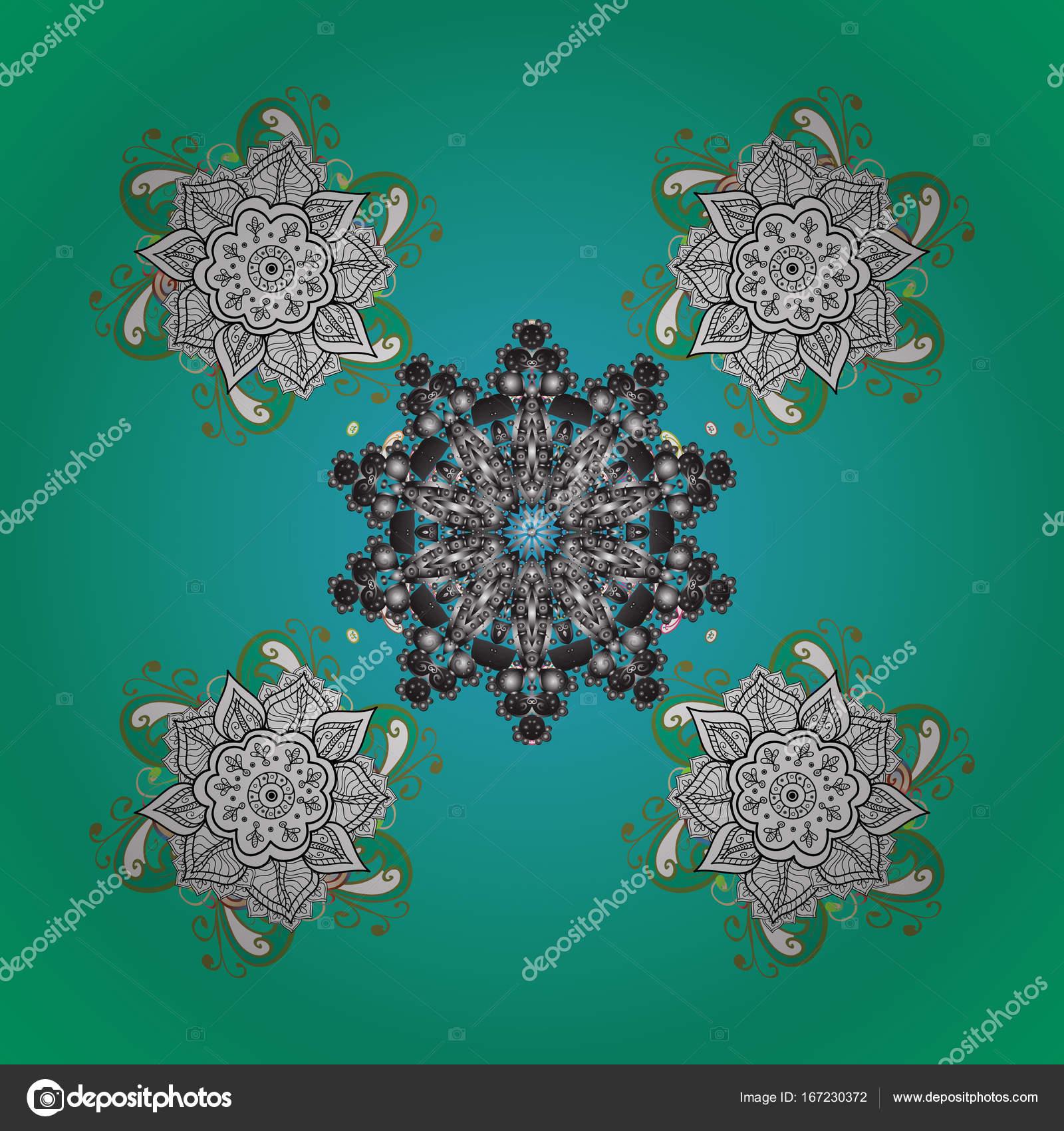 Soyut Renkli Resim Stok Vektor C Valera197615 167230372