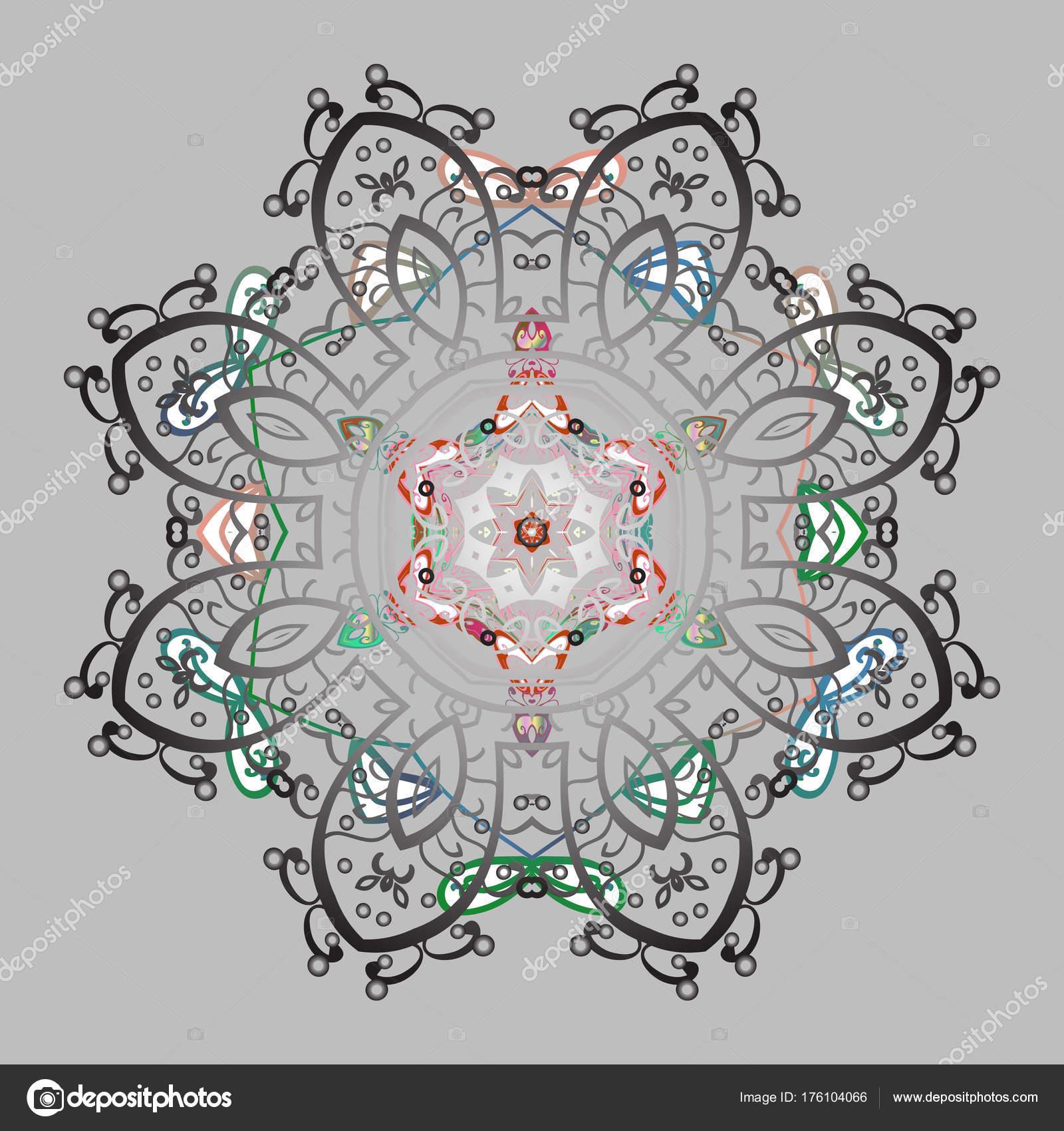 cuadro abstracto de colores — Archivo Imágenes Vectoriales ...