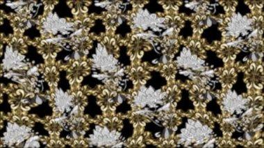 White sharpen pattern