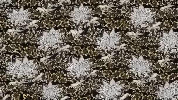 Blur doodles pattern