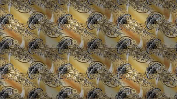 Motion vintage pattern