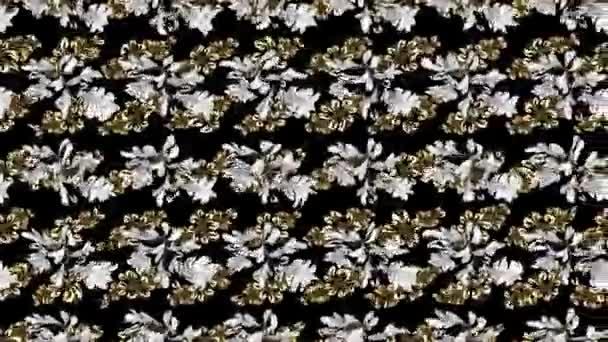 Komposition von Motion Footage Loop