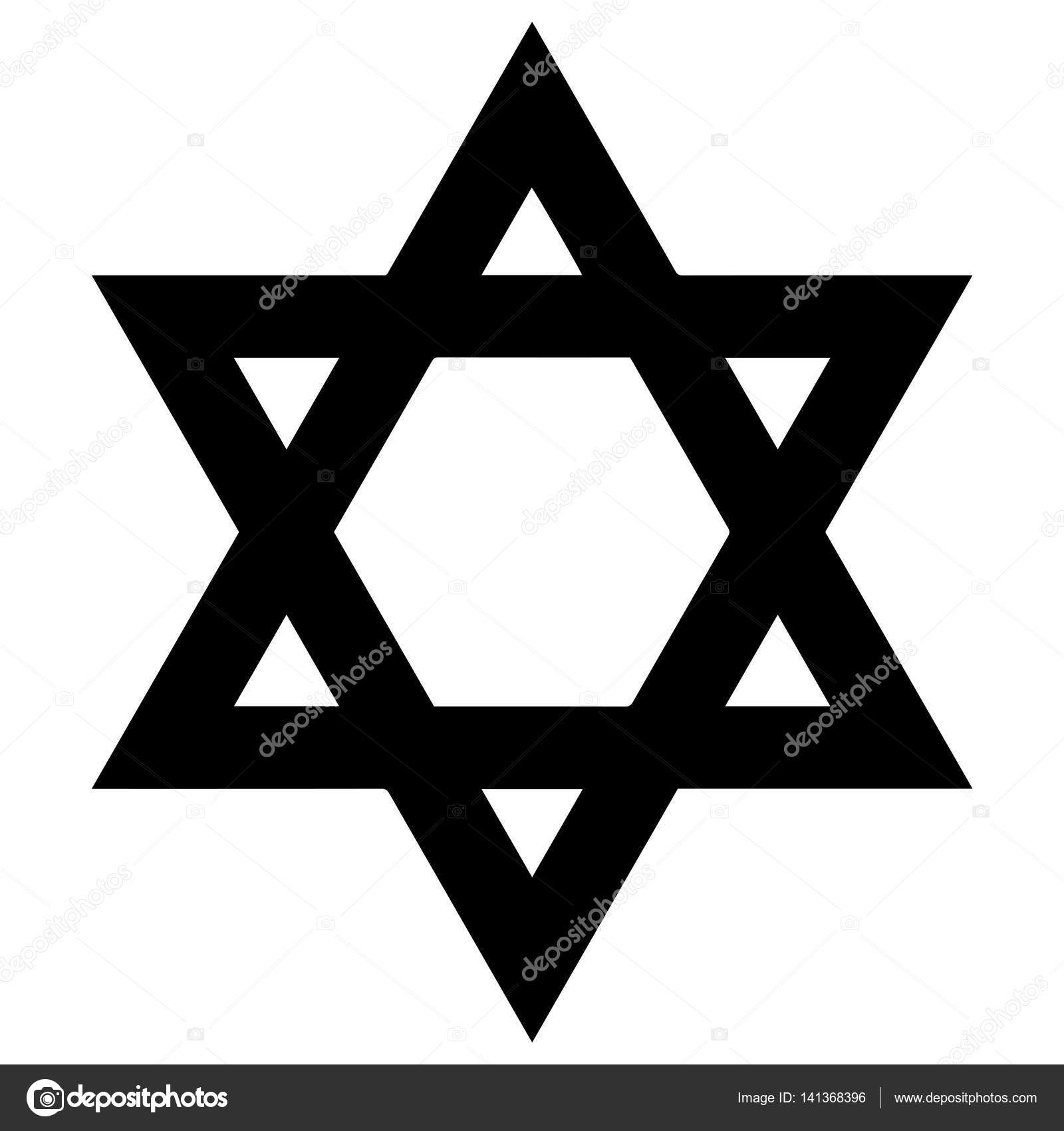 Religious sign judaism star of david vector format stock religious sign judaism star of david vector format vector by promesastudio biocorpaavc
