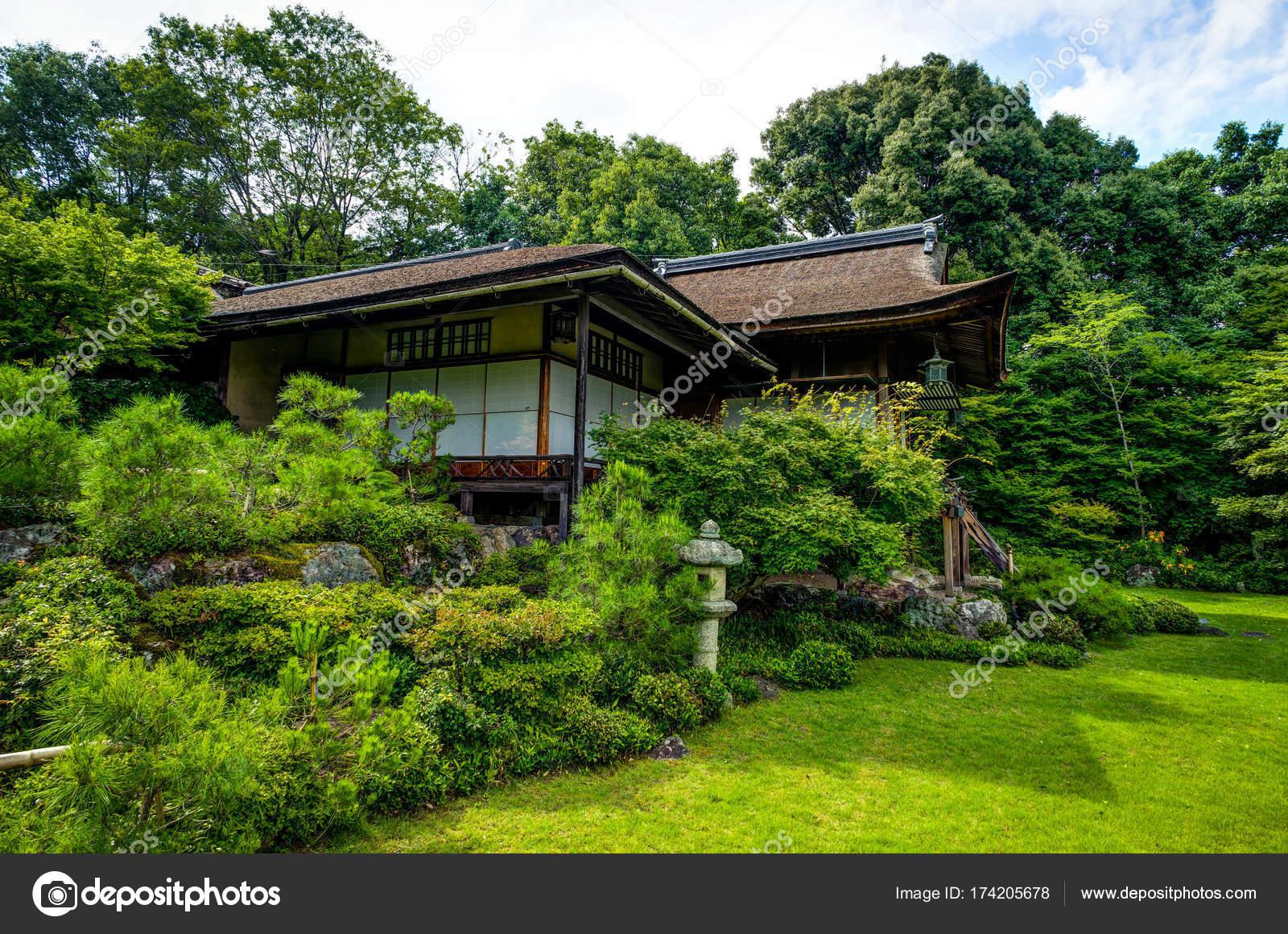Jardin Japonais Maison Sanctuaire Berenise Sanso Botanique Japonais