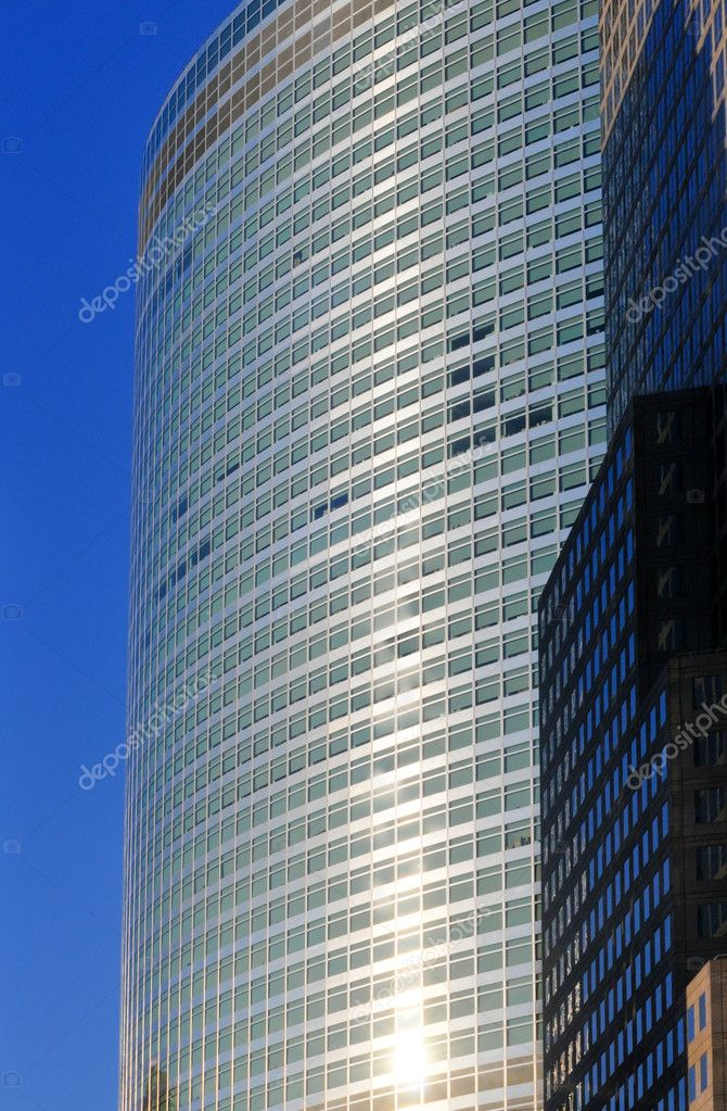 Goldman Sachs Office Building — Stock Photo © demerzel21 #126703216