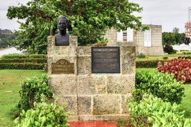 Monument to Fermin Valdes Dominguez