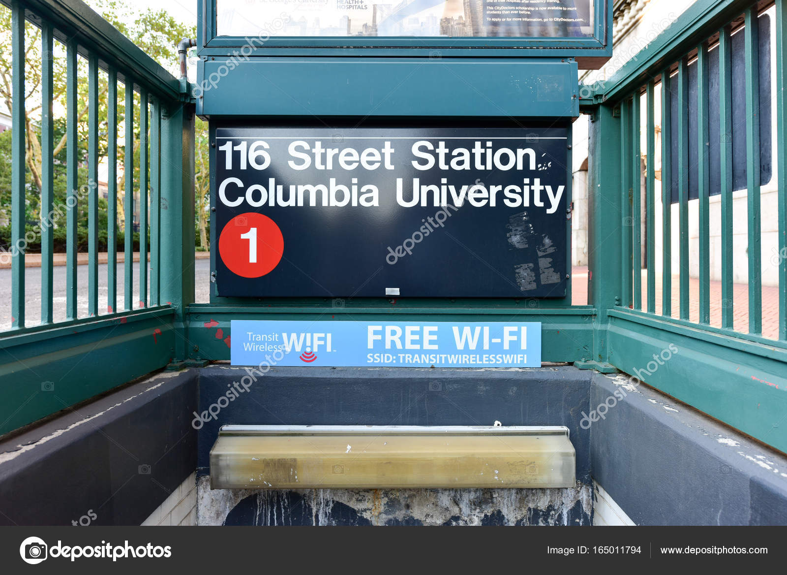 116 丁目地下鉄駅 - ニューヨー...