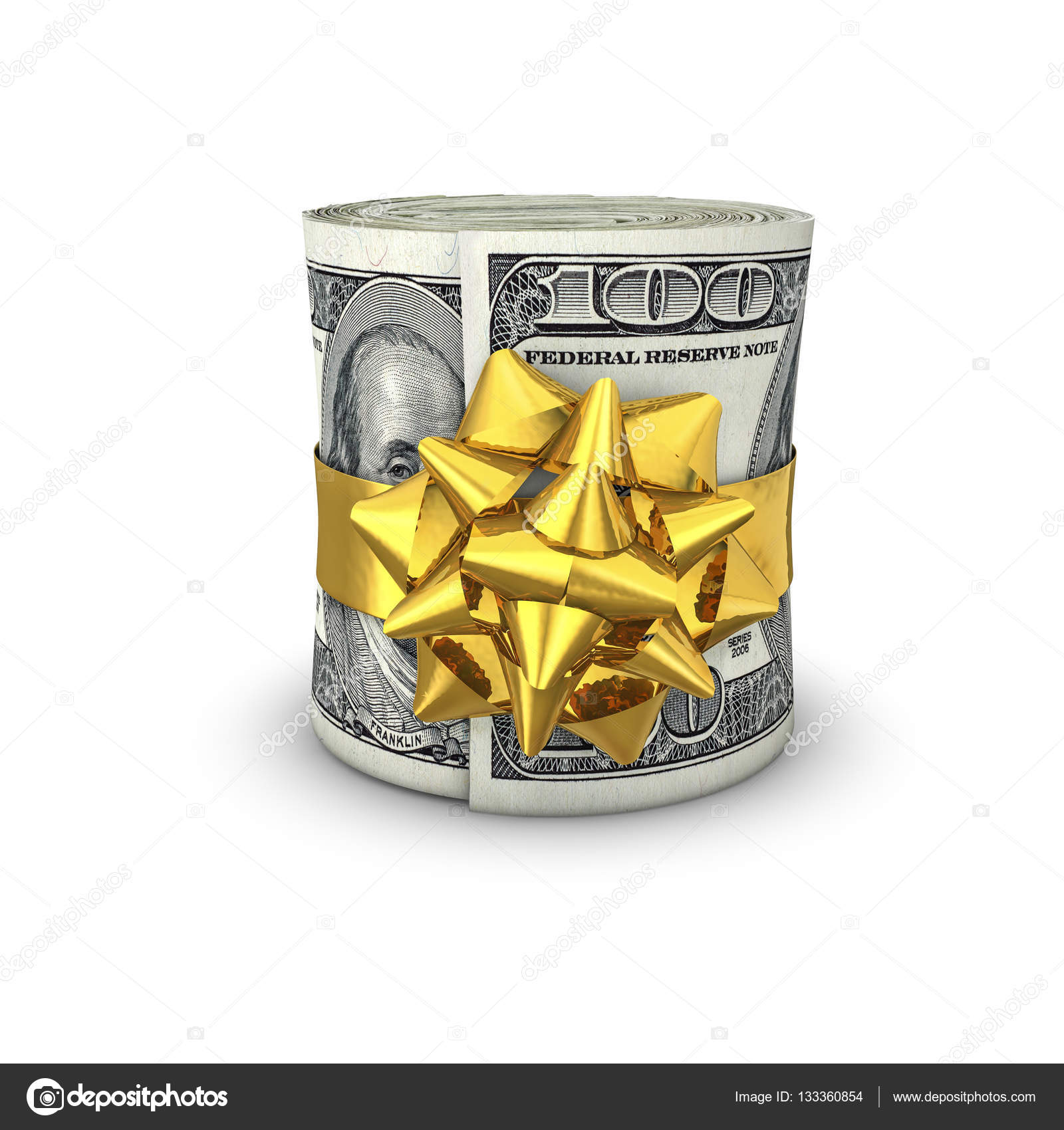 Geldrollen geschenk