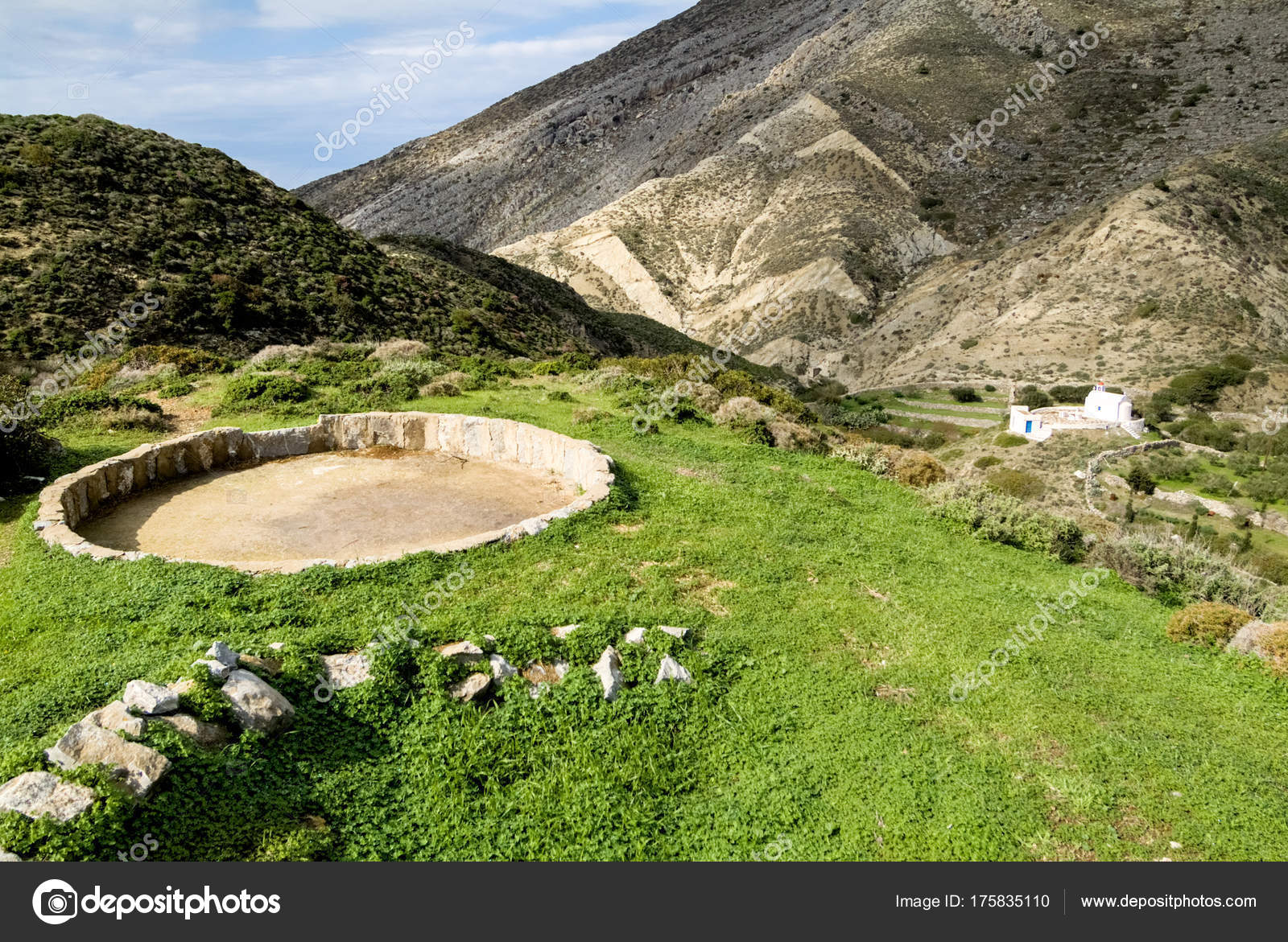 Olympos Karpathos Island Greece