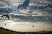 paraglidisty