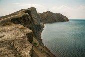 Fotografie Cliff a moře