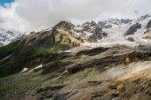 nádherné skalnaté hory