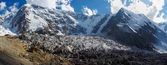 Fotografie Zimní hory na slunečný den