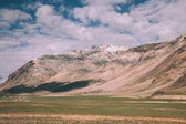 beautiful scenic mountain landscape in Indian Himalayas
