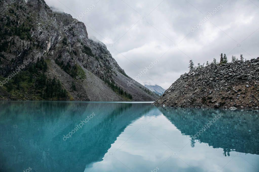 Фотообои озеро