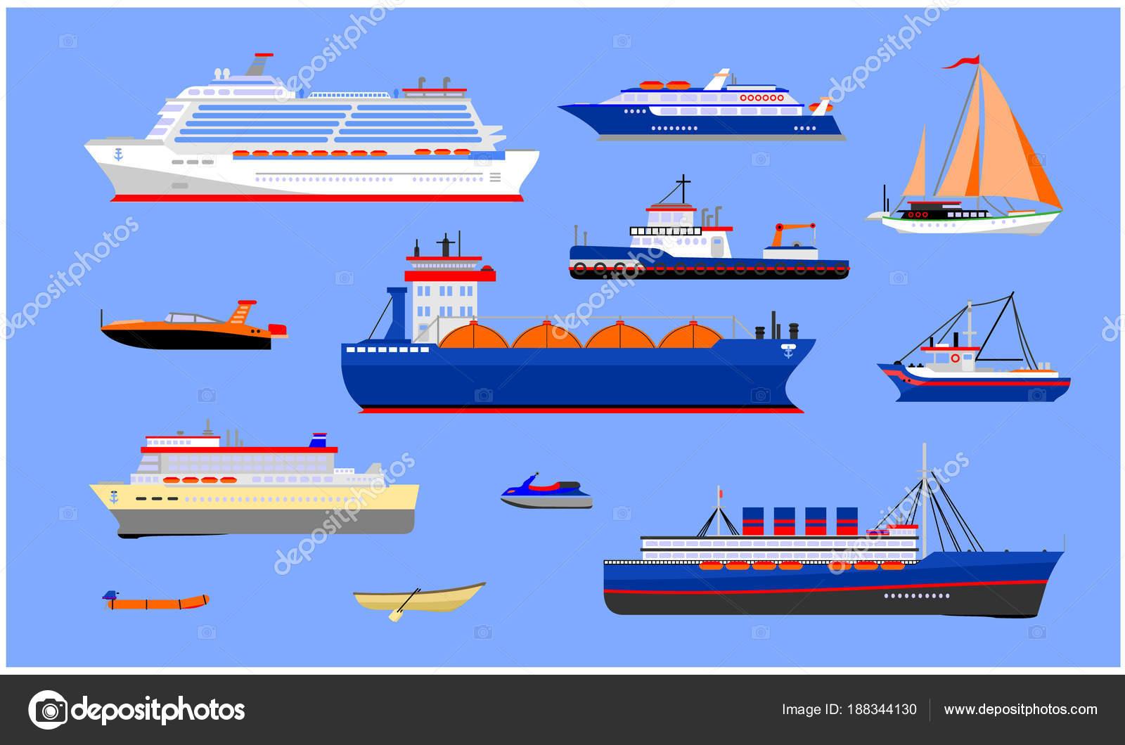 Imágenes: Medios De Transporte Maritimos