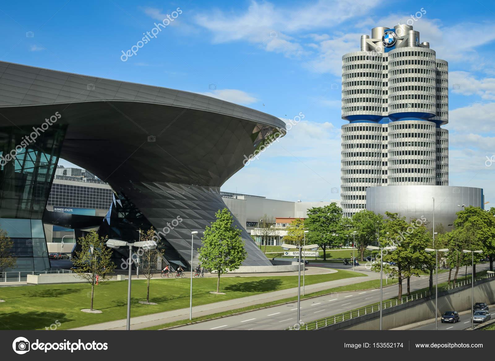 Bmw Museum Munich >> Bmw Museum In Munich Stock Editorial Photo C Goranjakus