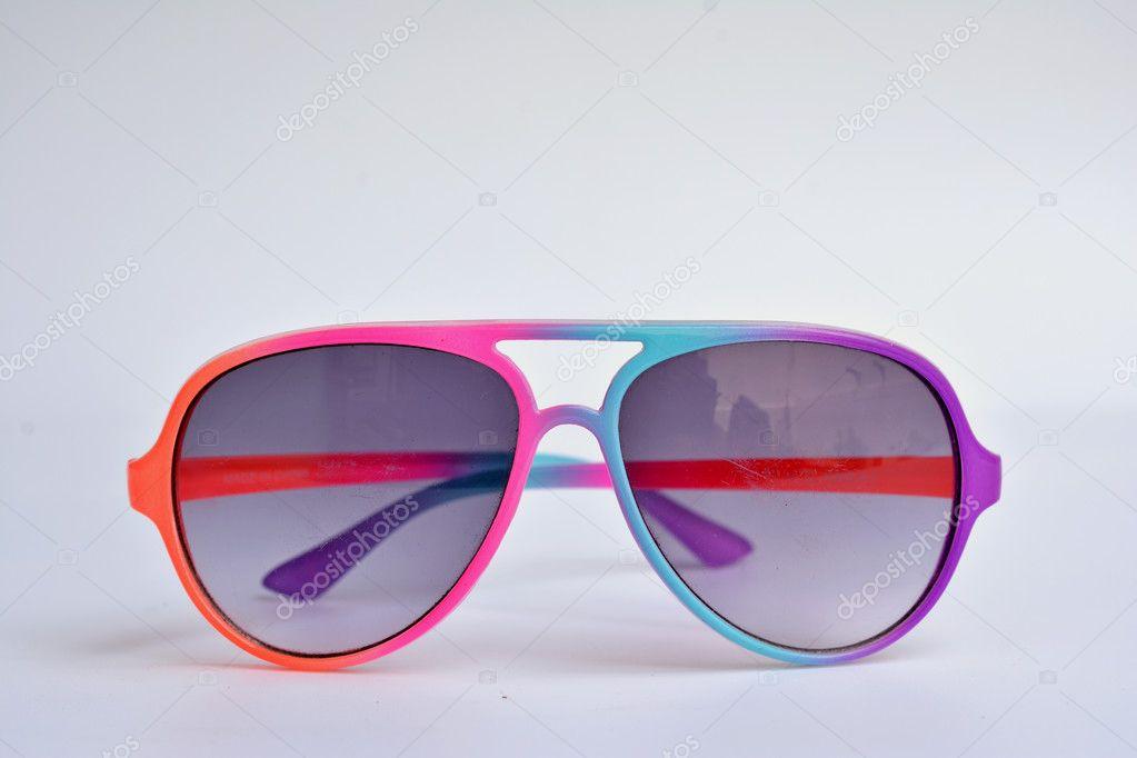 70a5a5a97 Garoto de óculos de sol, usado — Fotografias de Stock © methip@gmail ...